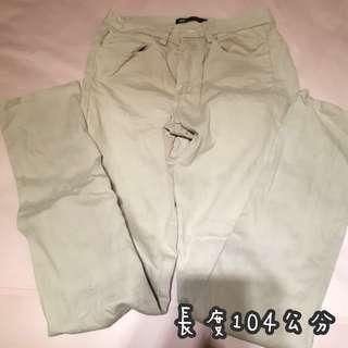 🚚 象牙白色褲29腰