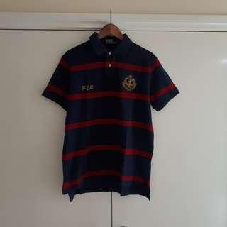 "Embroidered ""Polo by Ralph Lauren"" Polo"