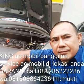 KING service ac mobil panggilan di lokasi anda call:081285222296wa:081808864236