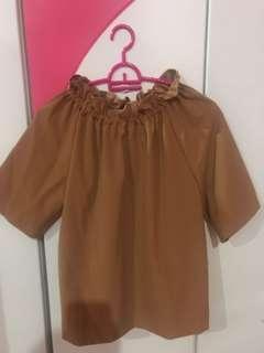 Brown Tops