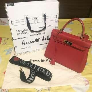 Hermes house of hello