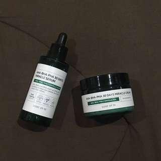 Some By Mi Serum+Cream (paket)