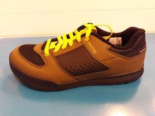 Shimano AM5 spd shoes (olive)