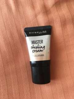 maybelline highlighter cream