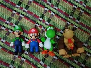 Super Mario and Friends Toys