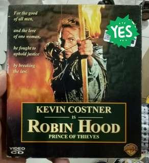 Robin Hood - Video CD Collection