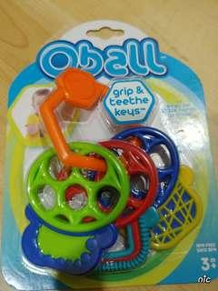 Baby Toy & Teether