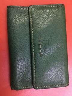 Authentic Fossil leather medium wallet
