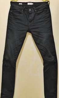JUAL MURAH Black Jeans merk Topman