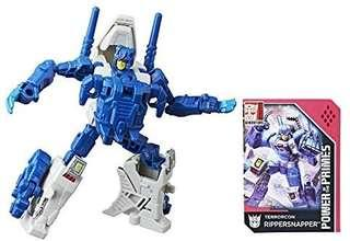 [Brand New] Transformers Power of the Primes - Deluxe Class Rippersnapper