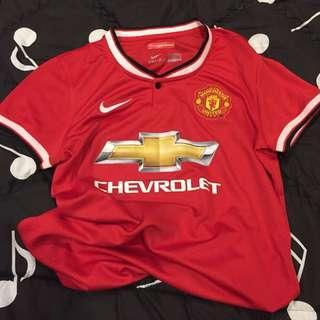 nike manchester united woman jersey #yukjualan