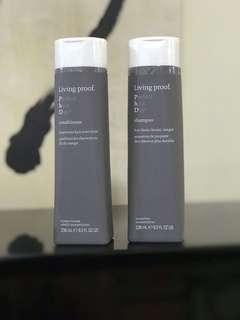 🚚 Living Proof Perfect Hair Day shampoo and conditioner set