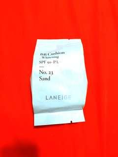 Laneige BB Cushion Refill - Whitening No. 23 Sand