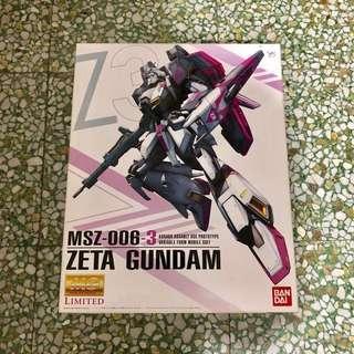 機動戰士高達 MG MSZ-006-0 ZETA GUNDAM