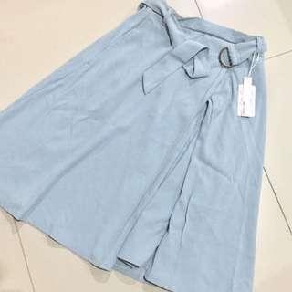 Pastel Wrap Skirt