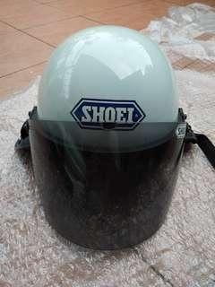 Shoei steng half helmet