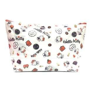 Hello Kitty Waterproof Toiletries / Makeup / Travel Bag Or Pouch #oct10