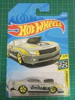 Hot wheels pro stock camaro mooneyes