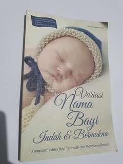 Variasi Nama Bayi Indah dan Bermakna