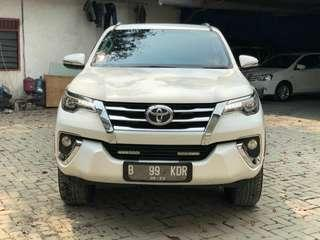 Fortuner vrz at tahun 2017 supet istimewa