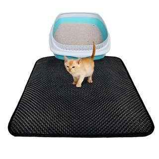 Paw Cleaning Cat Litter Mat