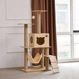 cat kitten condo scratch tree post, not cushion bed carrier toy pet food