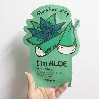 I'm Aloe Mask Sheet by Tony Moly