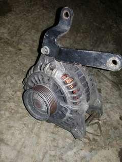 Alternator evo456