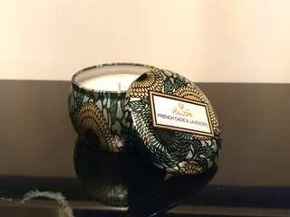 Voluspa scented candle香薰蠟燭 French Cade &  Lavender 113g