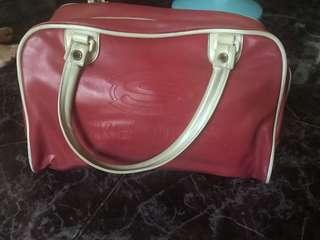 SKECKERS RED BAG