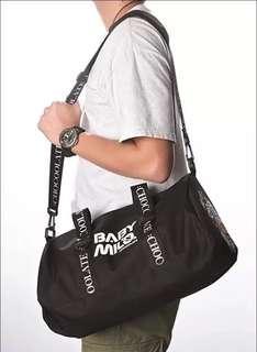 Baby Milo Chocolate Travel Gym Bag