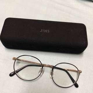 🚚 JiNS 細框眼鏡