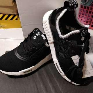 [BN INSTOCK] CURRENT TREND ADIDAS NVINCIBLE SIZE 37 !! [ COME WITH FREE MYSTERY GIFT]