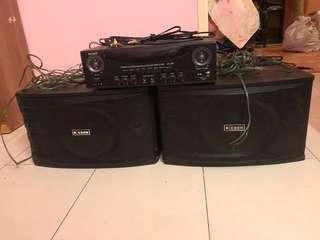 Set speaker audio