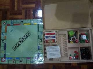FREE Monopoly boardgame