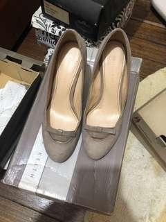 Nude Office Shoes