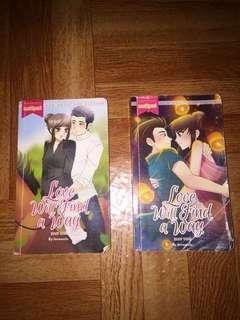 Love will find a way Book1&2 -wattpad