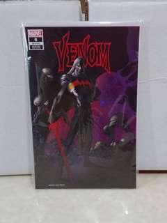 Venom Comic Memphis Comic Expo Variant