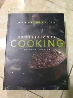 Professional Cooking 7th Edition book