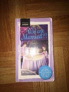 wattpad - we are married?!