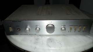 NEC Vintage Stereo Amp