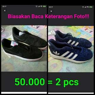 Take All - Sepatu Replika size 38