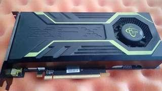 VGA Nvdia GeForce Gts 250 512Mb 256 Bit