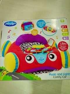 Playgro - Music And Lights Comfy Car