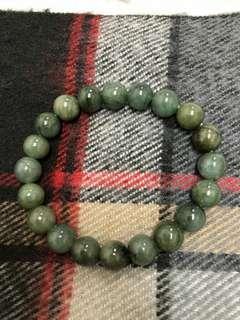 🚚 油綠翡翠手環掛件