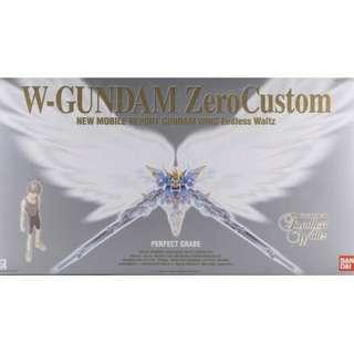 PG Wing Gundam Zero Custom