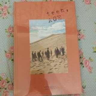 Album Teen Age Seventeen - Orange Version
