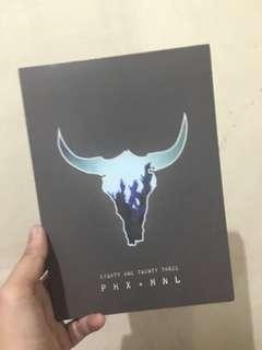 8123 Tour Manila DVD