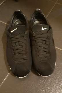 Men's Nike Cortez SP Nylon (black)