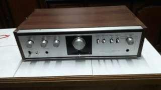 Vintage Sony Amplifier
